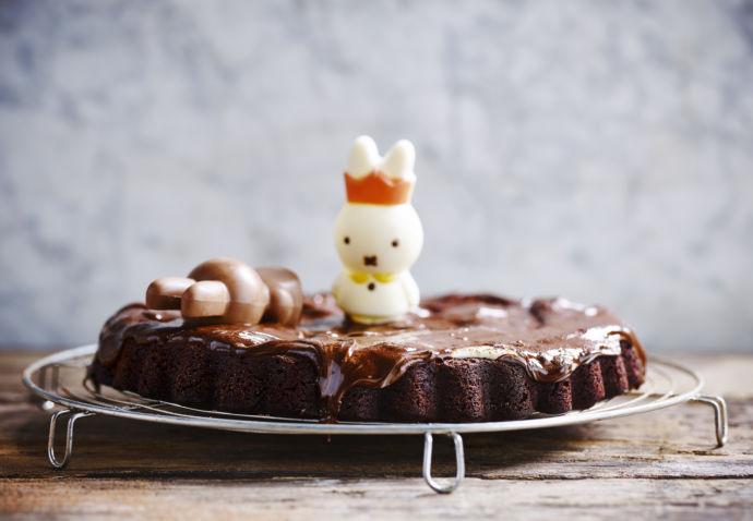 paastaart chocolade door Sofie Dumont