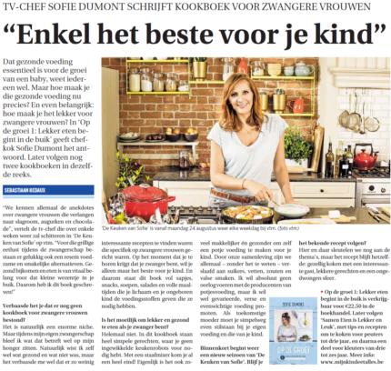 16-08-2015-de-zondag-mechelen-tv-chef-sofie-dumont-schrijft-kookboek-voor-zwangere-vrouwen