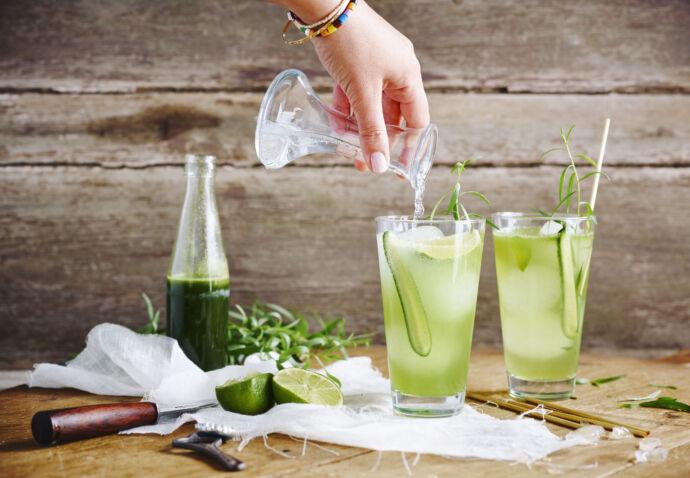 Gin-tonic door Sofie Dumont