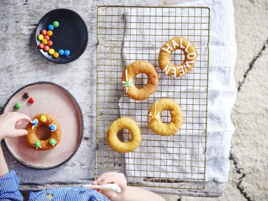 Donut met pompoen Sofie Dumont