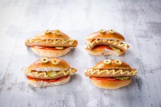 Little-monsters-hotdogs-door-Sofie-Dumont