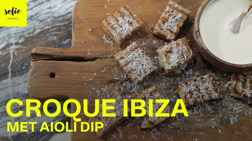 Croque Ibiza