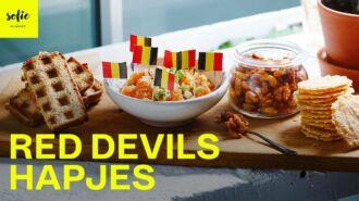 Duivelse hapjes: nootjes, croques, kaaschips en zalmblokjes