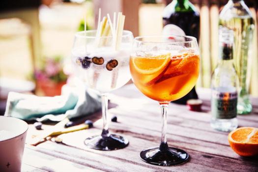 cocktail cesar