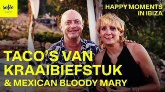 Taco party en Mexican Bloody Mary met Sid Shanti