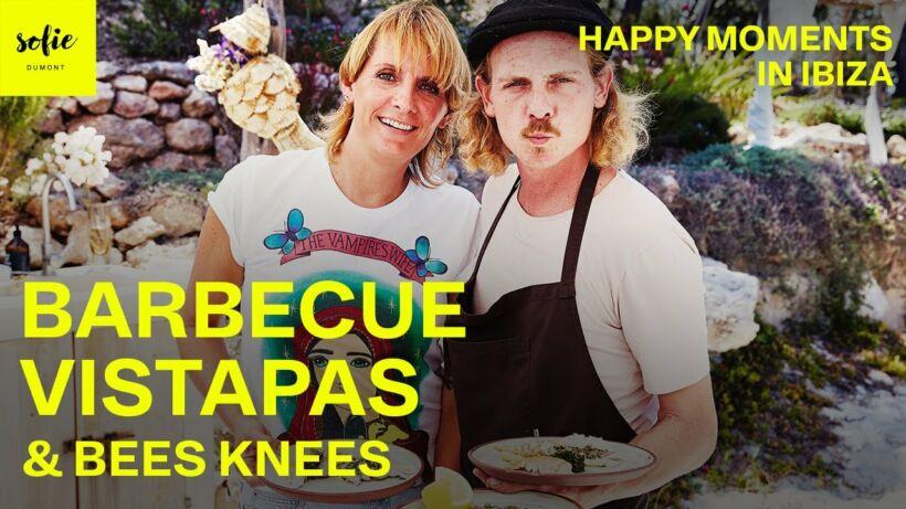Barbecue vistapa's en Bees Knees met Boris Buono