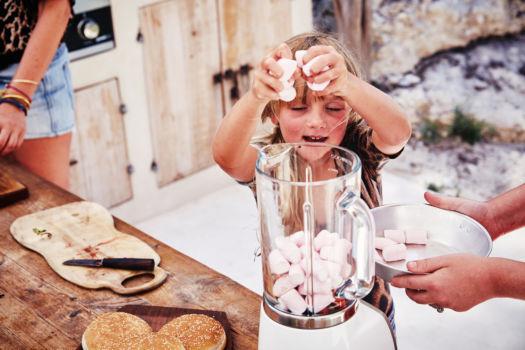 marshmallow lemonade