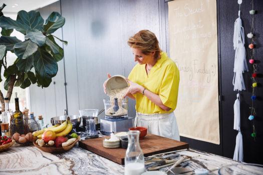 Sofie bananenroomtaart