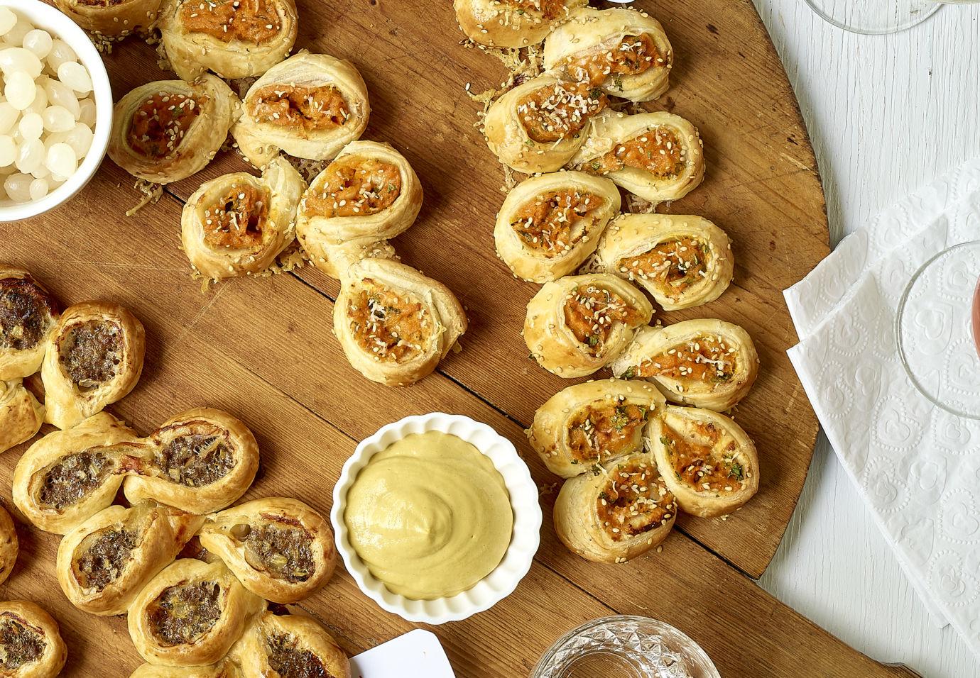 De-feestkeuken-van-Sofie-Mini-worstenbroodjes-meat-veggie