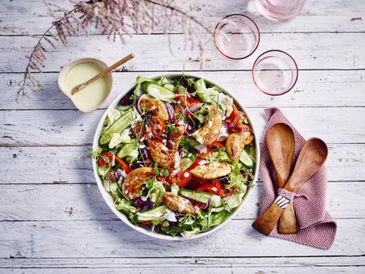 Griekse Salade - Sofie Dumont