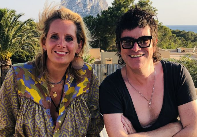 Kris Vanderheyden en Sofie Dumont