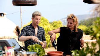 Happy Moments in Ibiza with JANI KAZALTZIS