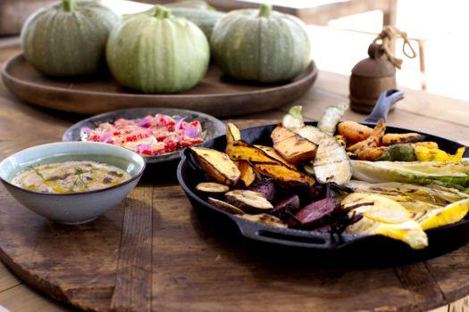 Vegetarische barbecue door Sofie Dumont