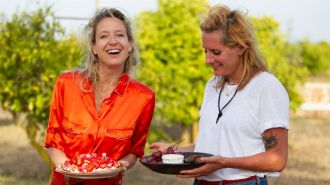 Happy Moments in Ibiza with CATH LUYTEN