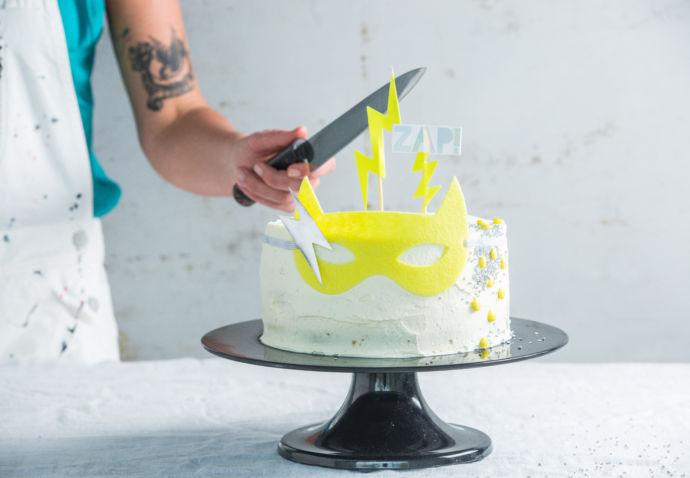 taart feest