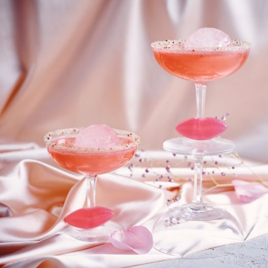 Sofie Dumont - Hot lips cocktail