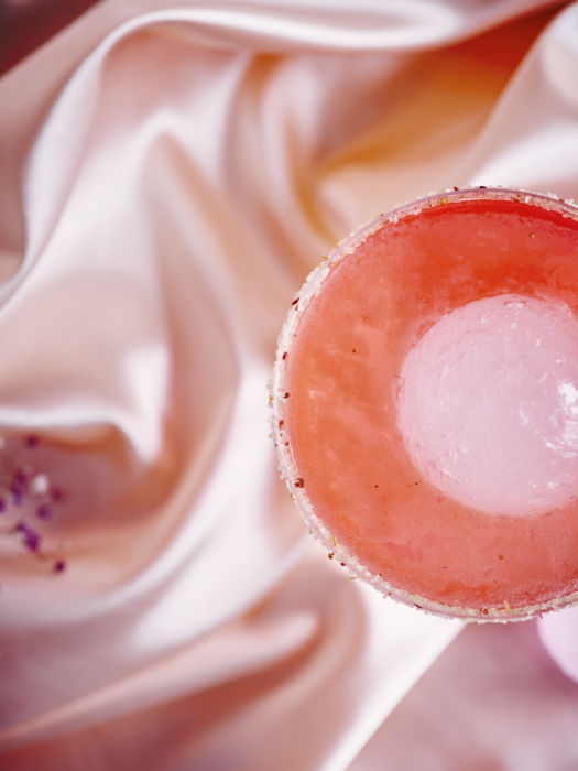 Sofie Dumont - Valentijn hot lips bubble cocktail