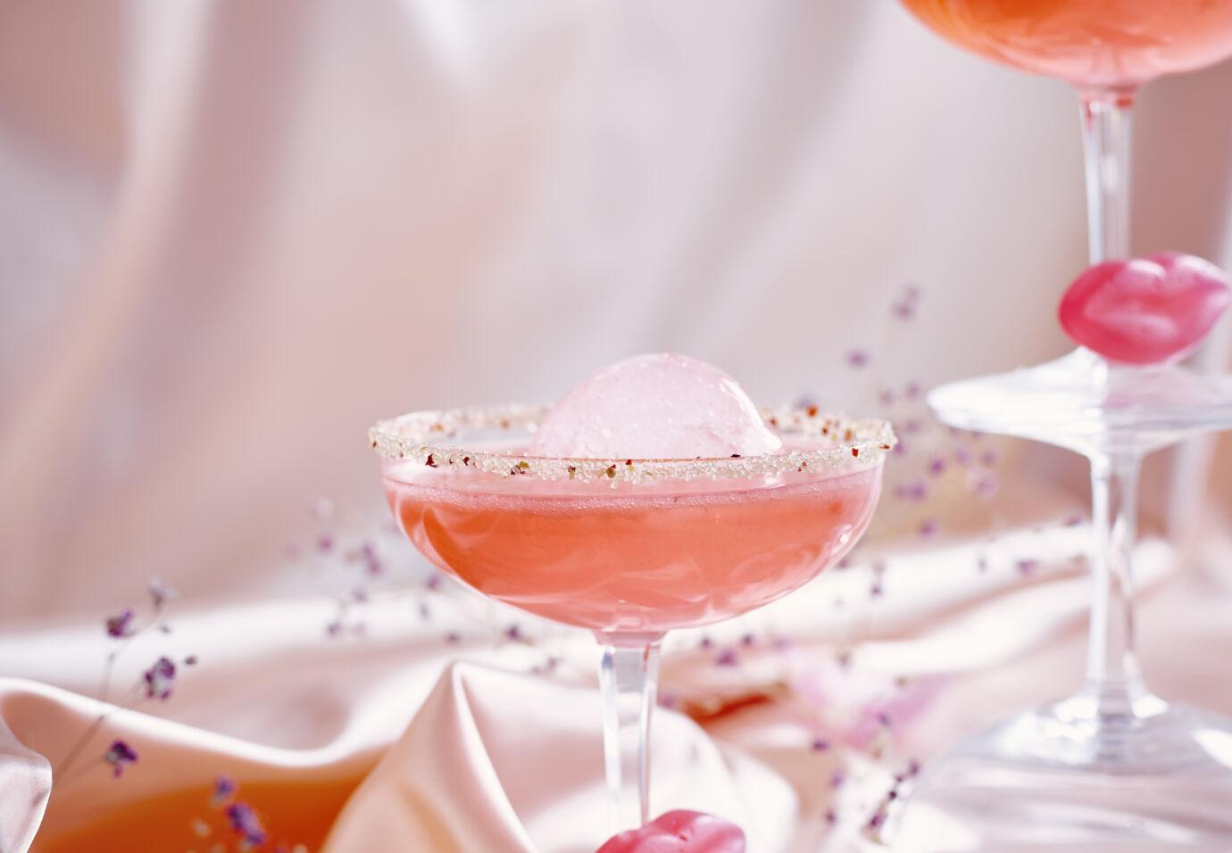 Sofie Dumont - Bubble kiss cocktail