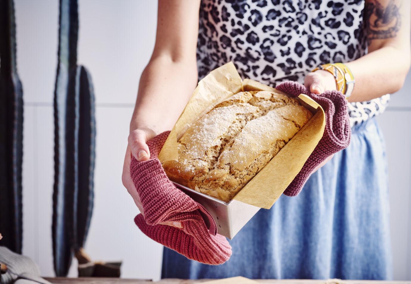 makkelijk glutenvrij brood
