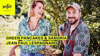 Kruidenpannenkoek en Cava Sangria   Jean Paul Lespagnard