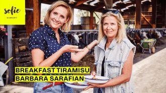 Breakfast Tiramisu   Barbara Sarafian