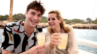 Happy Moments in Ibiza with RAN VAN ONGEVALLE