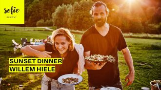 Sunset Dinner | Willem Hiele