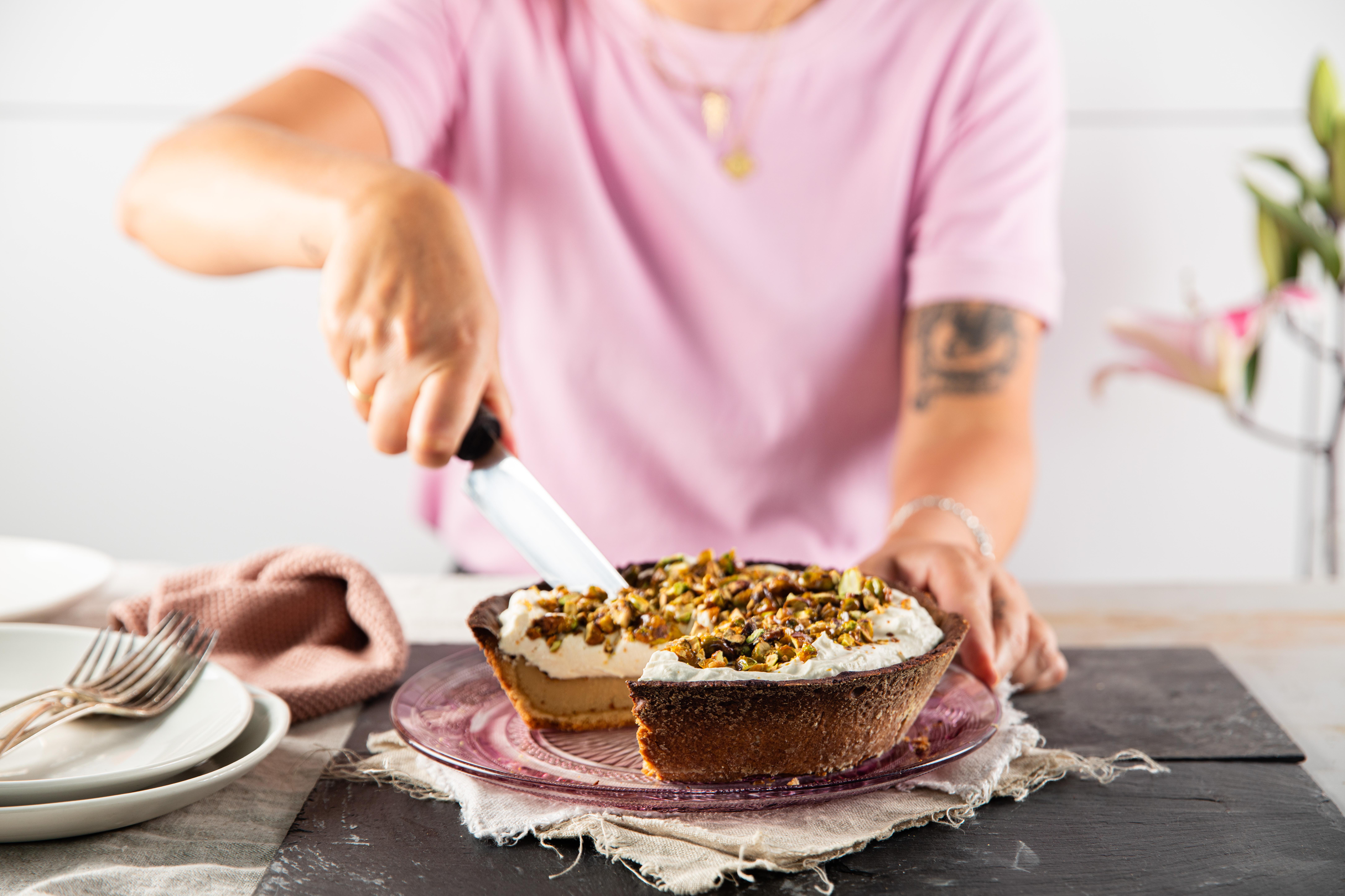 Flan-taart-met-pistache-bresilienne-door-Sofie-Dumont