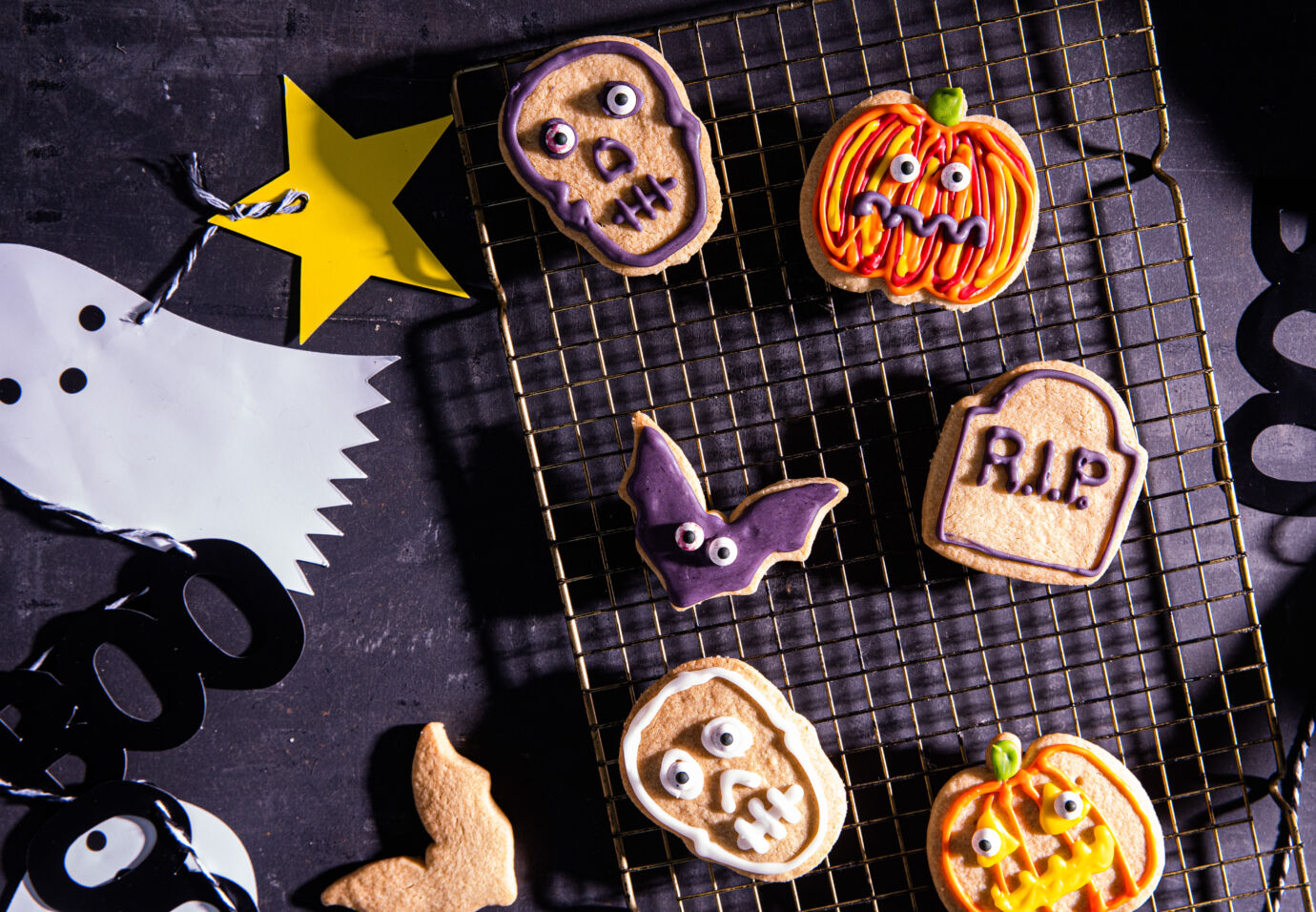Halloween-zandkoekjes-door-Sofie-Dumont