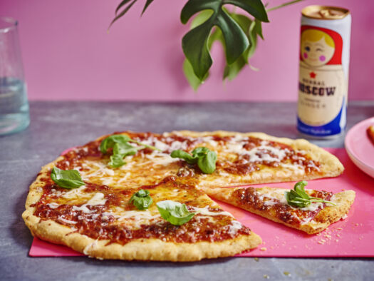 Pizza-margherita-door-Sofie-Dumont