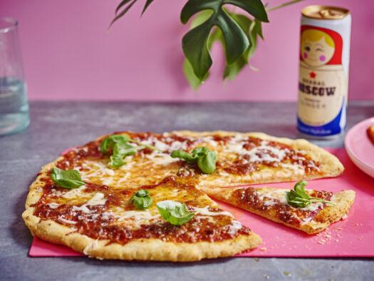 Pizza-margherita-door-Sofie-Dumont
