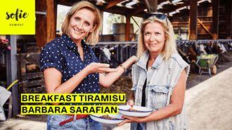 Breakfast Tiramisu | Barbara Sarafian