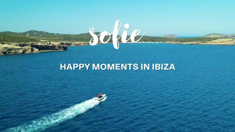Happy moments in Ibiza 2018