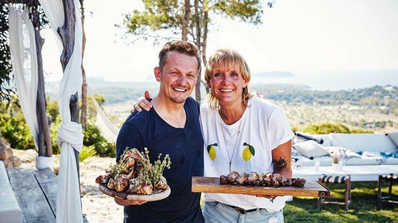 The butcher's barbecue met Hendrik Dierendonck en daiquiri op Hannah's wijze