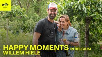 Happy Moments in Belgium avec Willem Hiele