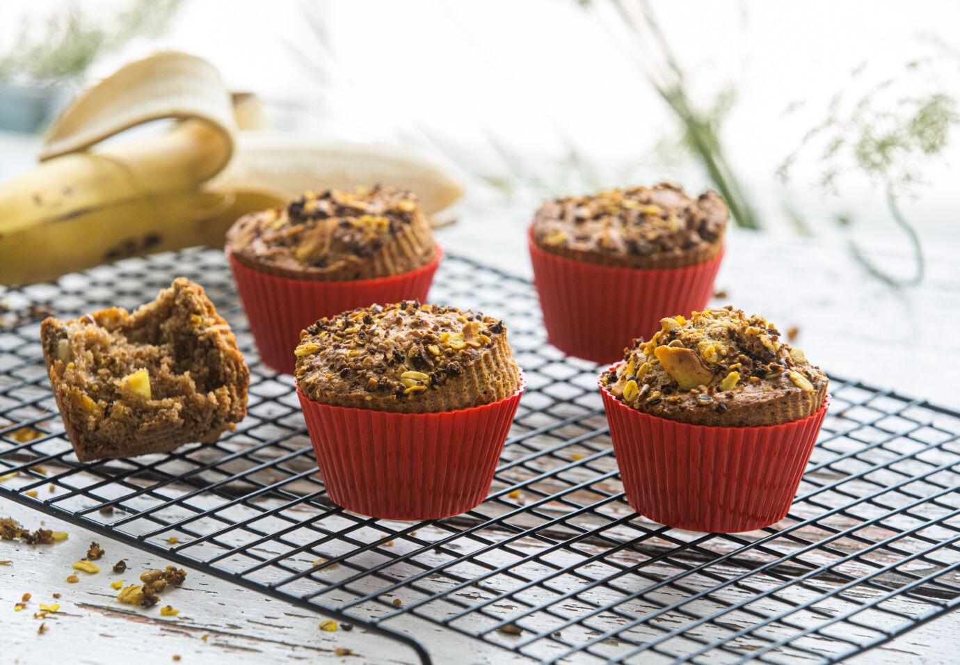 SOFIE DUMONT SEPT 2021 - Cupcakes bananen granola-2